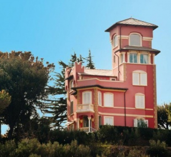 Buy a villa on the beach in Celle Ligure, Liguri ...