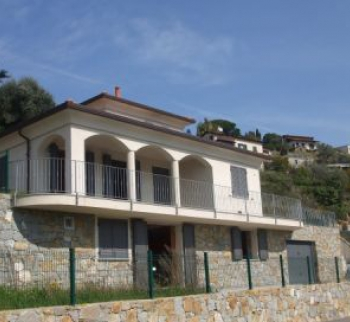 Buy a new villa in Seborg, Liguria