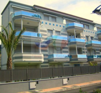 Apartment in a new building, Bordighera, Italy