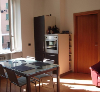 Genoa apartment less than 100,000 euros