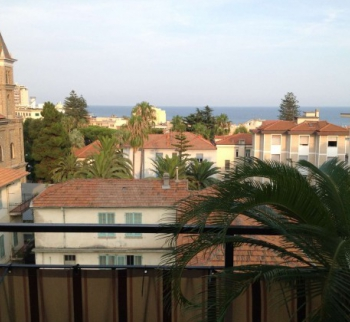 Apartments in Arma di Taja with sea view