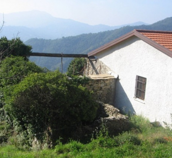 House with garden in Rapallo