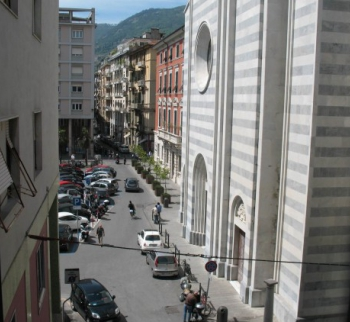Renovated apartment in La Spezia