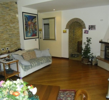 Apartments in Savignon in the mountains