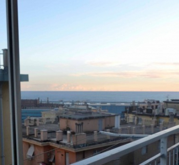 Two bedroom apartment in Genoa