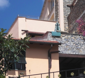 Apartment with own entrance in Ranzo