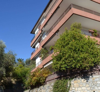Apartments for rent on the sea in Bordighera