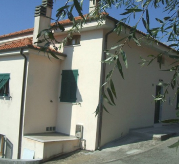 House after renovation in Borghetti di Vara