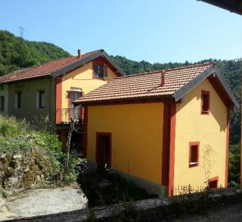 Cheap house in Montoggio