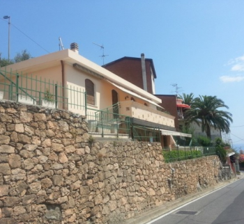 Villa near the sea in Borgio Verezzi
