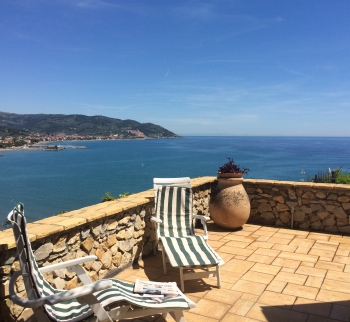 Italy villas, Diano Marina gorgeous sea view