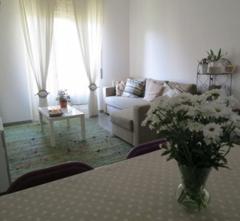 One bedroom apartment on the sea in San Remo
