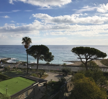 Apartments in Sanremo, Foche area by the sea