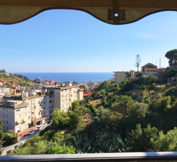 Cheap property in Italy near the sea of Sanremo