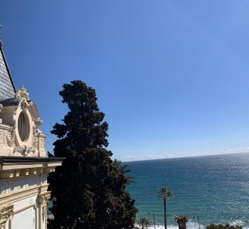 Property by the sea in Sanremo