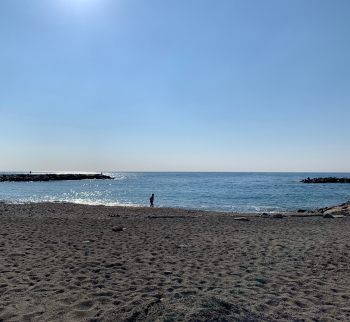 Beach for sale in Italy, Sanremo