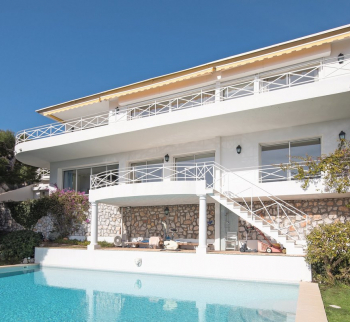 Villa in Villefranche-sur-Mer on the French Rivier...