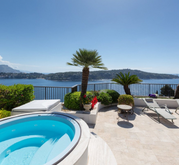 Apartments in Villefranche-sur-Mer