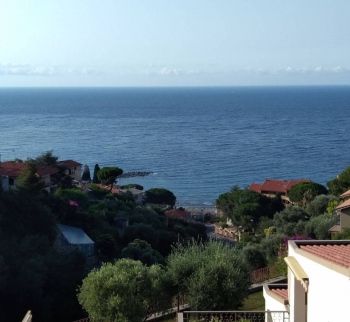 Apartments with sea views in Ospedaletti