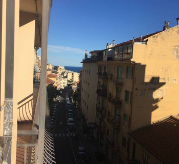 Apartment near the sea in Sanremo