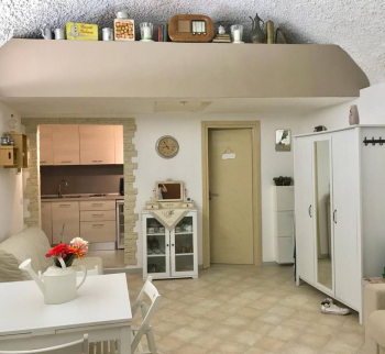 Studio apartment in the center of Sanremo