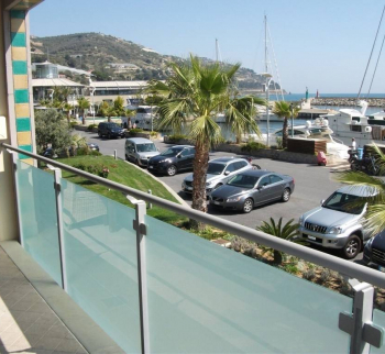 First line! Apartments in San Lorenzo al Mare