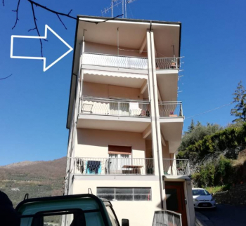 Apartment near the sea in Aurigo
