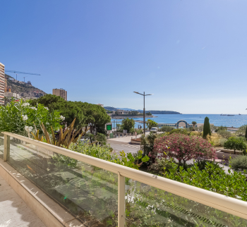 Apartments in Monaco near the beaches of Larvotto