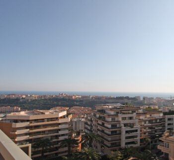 Three-storey apartments in Monaco
