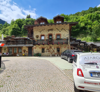 Approved project for sale in Limon, Piedmont