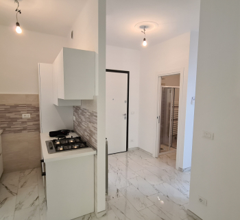 Renovated apartment in the center of Sanremo