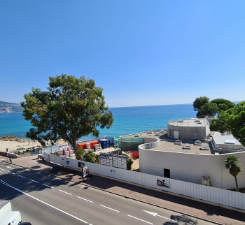 Roquebrune-Cap-Martin apartment near the sea