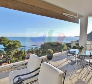 Buy in Eze villa, house with sea view