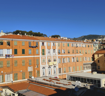 Inexpensive apartment in Sanremo in the center