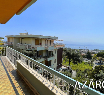 Three-room apartment in Sanremo
