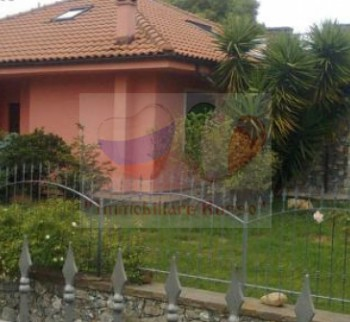 Villa in Albenga on the Ligurian Sea