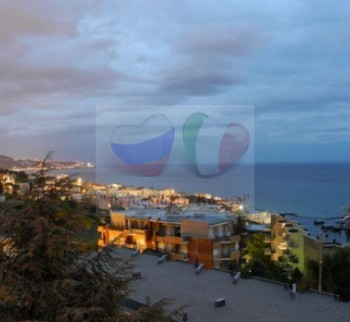 Buy an apartment in San Remo on the sea of Liguria