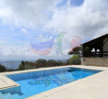 Buy a villa in La Turbie on the French Riviera ...