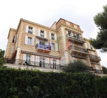 Cannes villa apartments