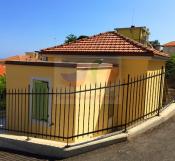 Sanremo - a new house with sea views
