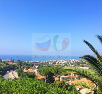Rent a villa in Bordighera on the sea of Liguria