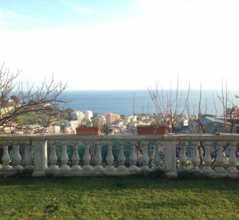 Villa with orchard in Sanremo