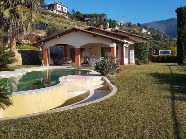 Villa with pool in Bordighera