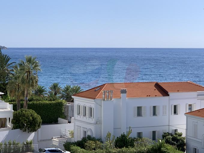 Sanremo apartments 146 m2 with sea view
