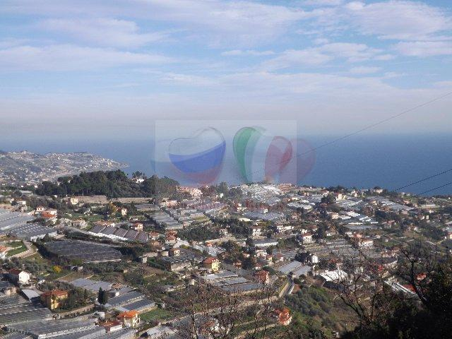Land, buy land in Italy, San Remo