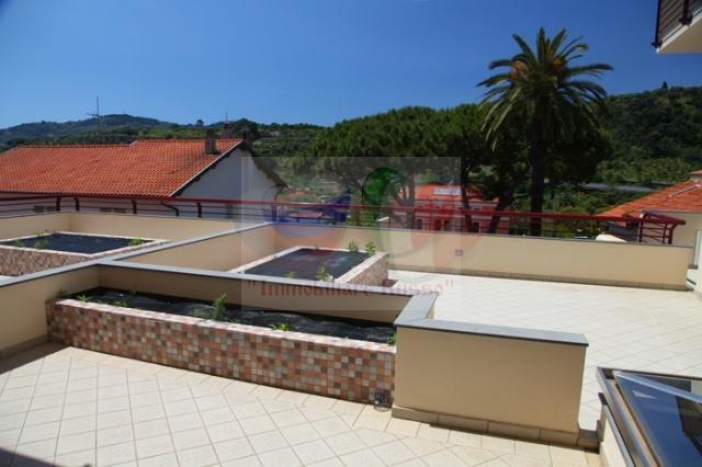 New building in Liguria, apartments in Diano Marina