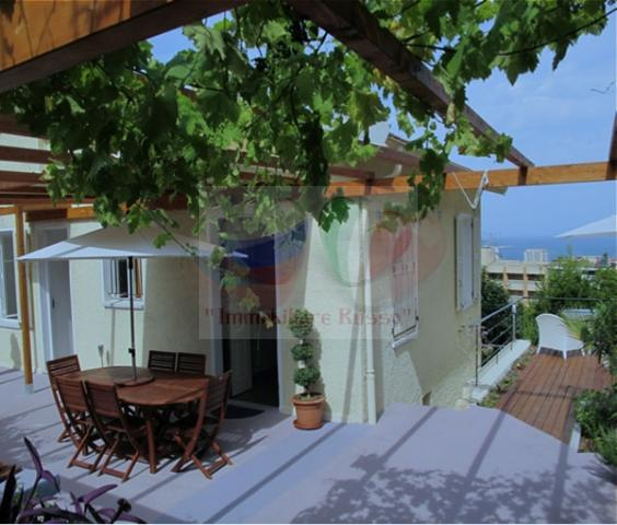 Buy a villa on the sea in Beausoleil on the Cote d'Azur ...