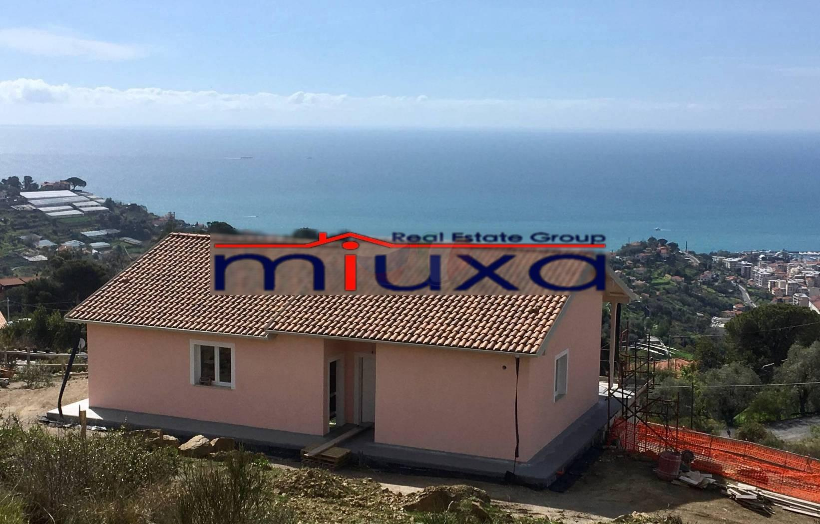 Two-storey villa in San Remo