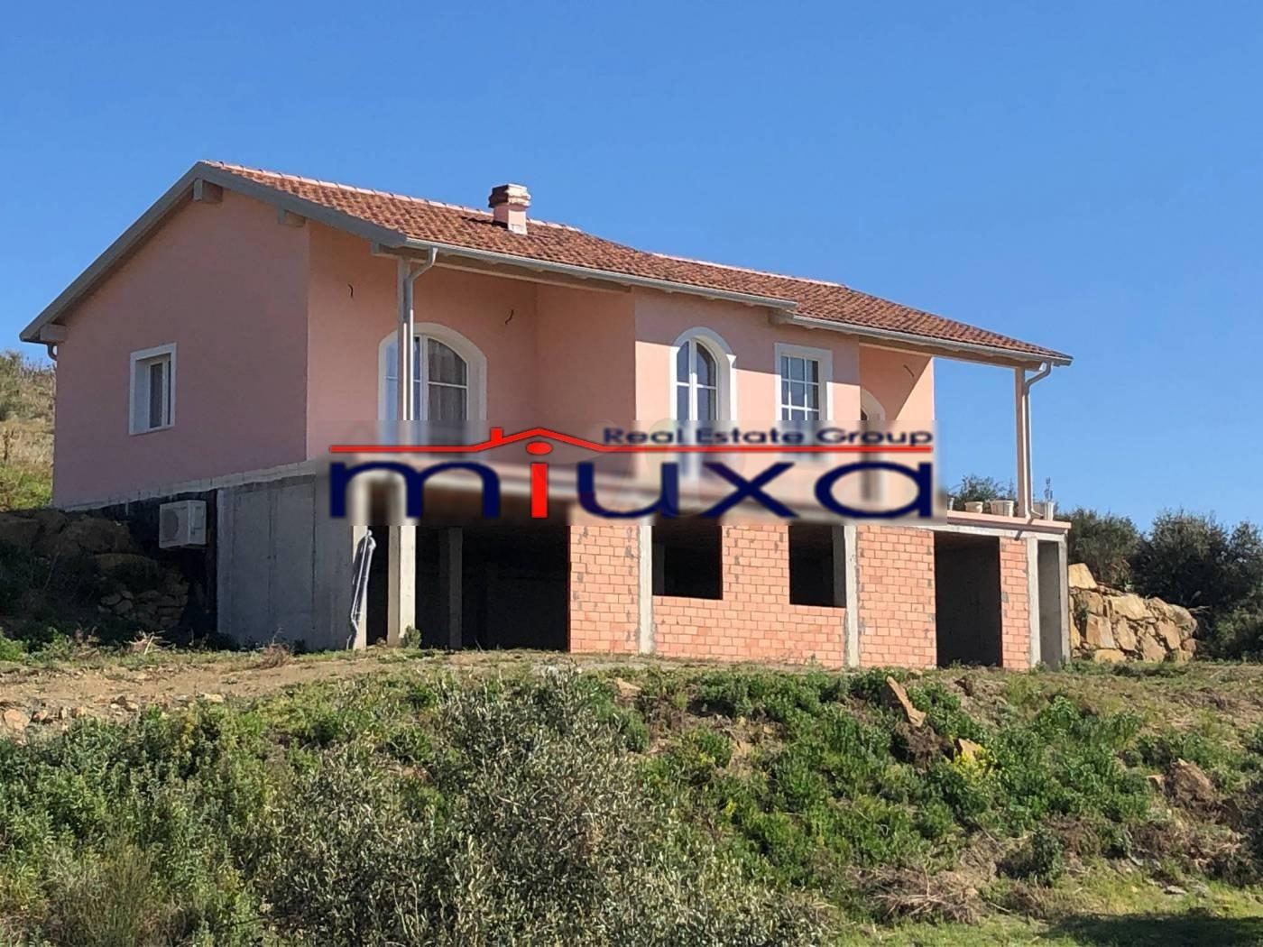 House with sea view in San Remo